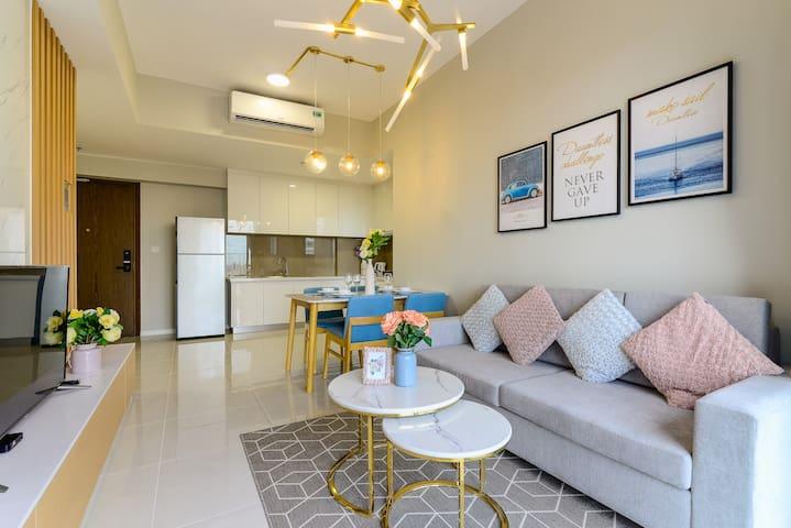 Luxury 2BR in Thao Dien Area