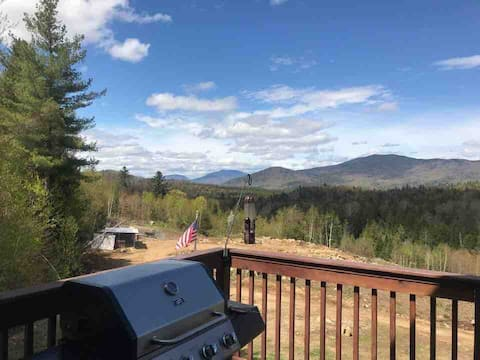 Winter Farm with a VIEW! White Mountains Getaway!