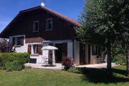 Maison proche d'Annecy - Bed & Breakfast