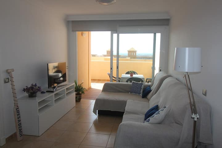 Lovely apartment in El Poris