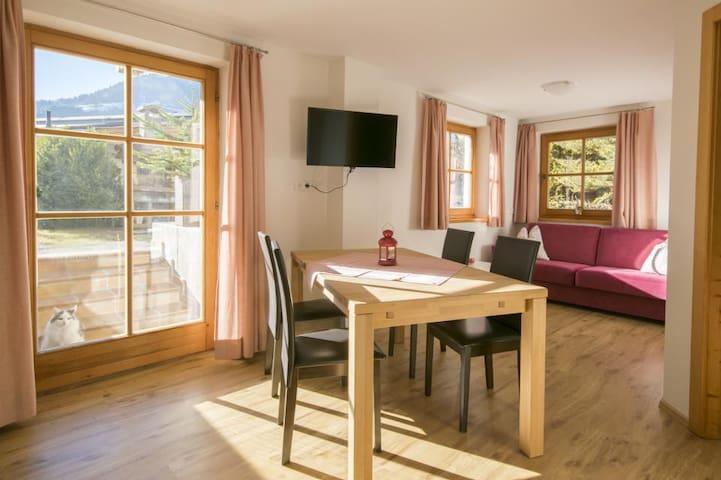 Garden apartment 65m²