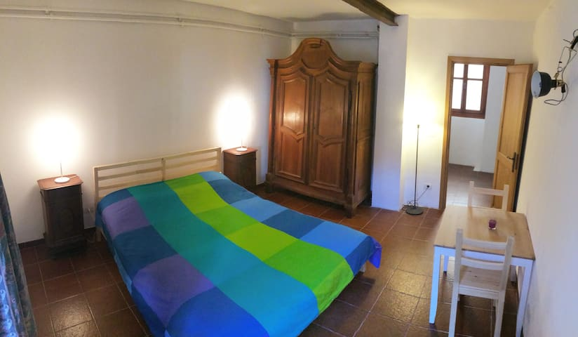 "Ancient house ""Villa Maddalena"" - Green room - Bra - Bed & Breakfast"
