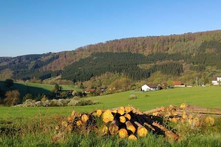 Eifel rustig en natuurlijk logeren - Aamiaismajoitus