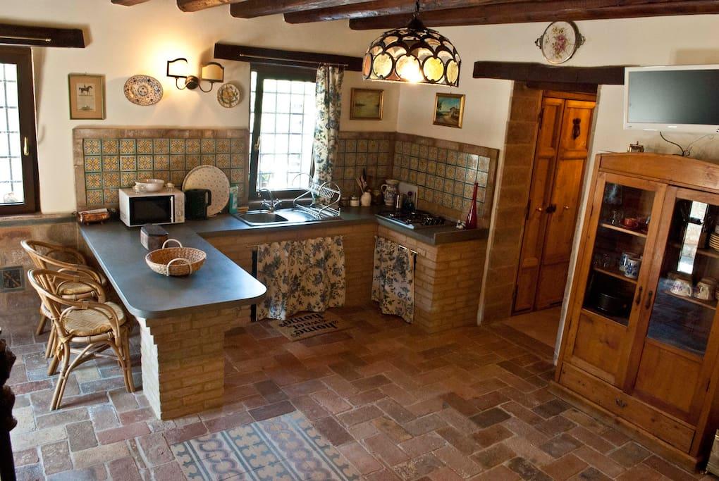 Kitchen Living Ardesia