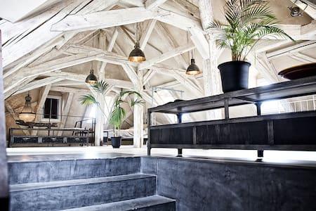 ADALINE SUPERIOR LOFT - Le Mont-sur-Lausanne - Huis