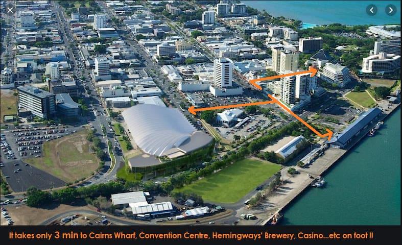 Park Regis City Quays in Cairns 1 bed ATP