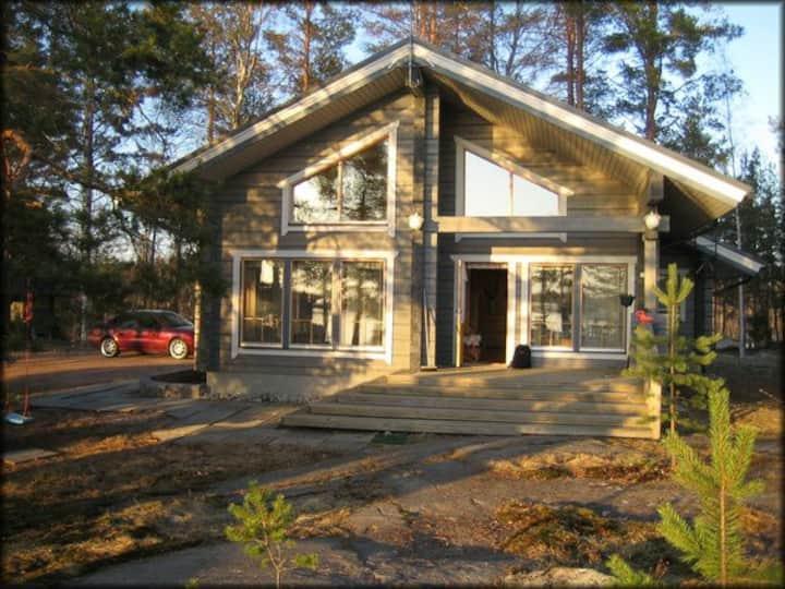 Villa Suvikallio