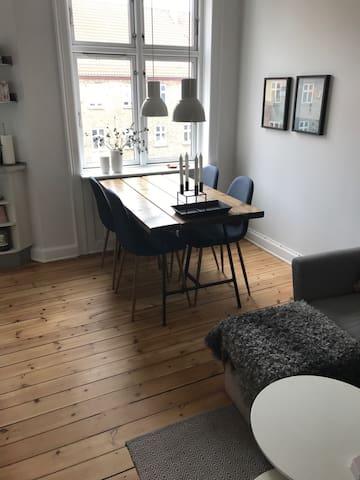 Charmerende lejlighed på Nørrebro! - Kopenhagen