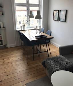 Charmerende lejlighed på Nørrebro! - København - Lejlighed