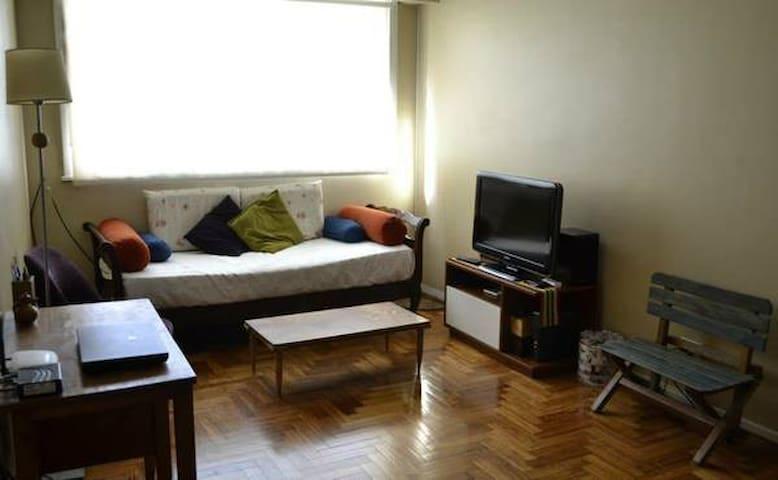 Hermoso apartamento muy luminoso, a mts. del subte - Buenos Aires - Apartamento