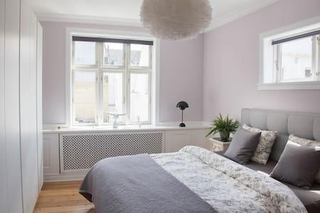 Beautiful and historic apartment near Copenhagen