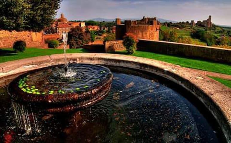 Tuscania Terme Suites