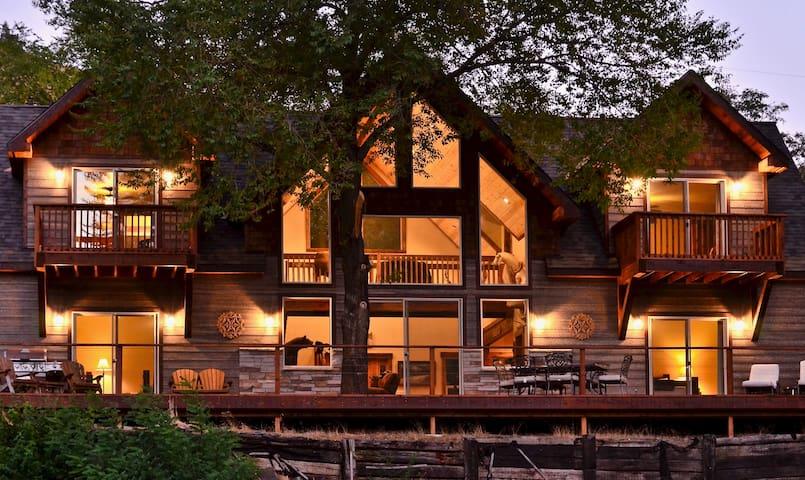 The Lodge at Big Eddy