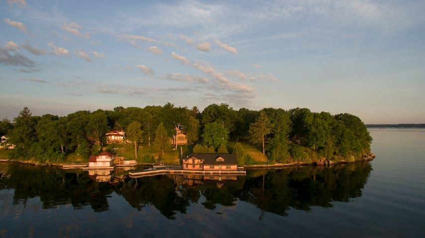 Thousand Islands-Round Island-Clayton NY