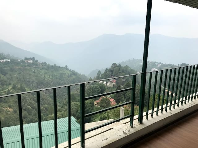 360 GREENS-Valley view home stay