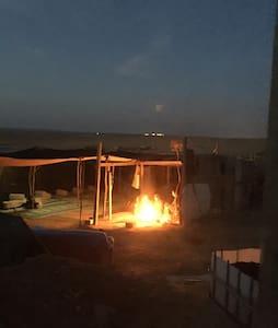 Suliman's Bedouin Tent - Yeruham - Tenda