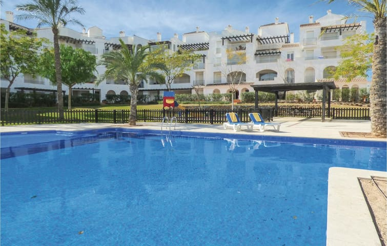 Holiday apartment with 1 bedroom on 41m² in Roldán