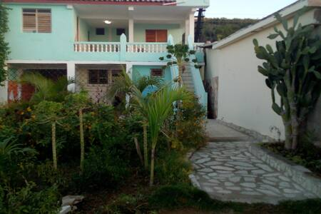 Casa vista al Mar Siboney