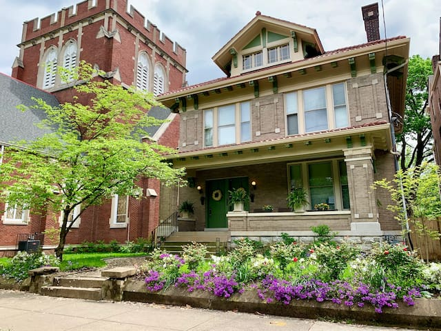 Centrally Located Old Louisville Victorian