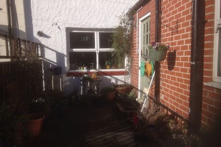 Homely bright and friendly 4 bed terrace. - Chopwell - Dom