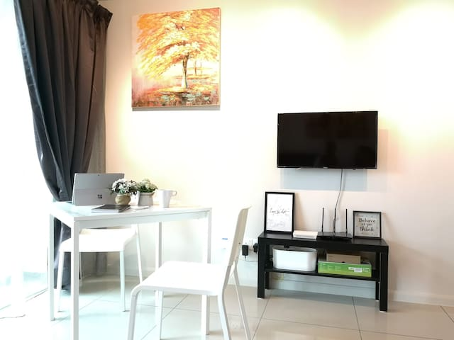 COZY Family STUDIO near Jaya 33 [Fit 4 Pax !]