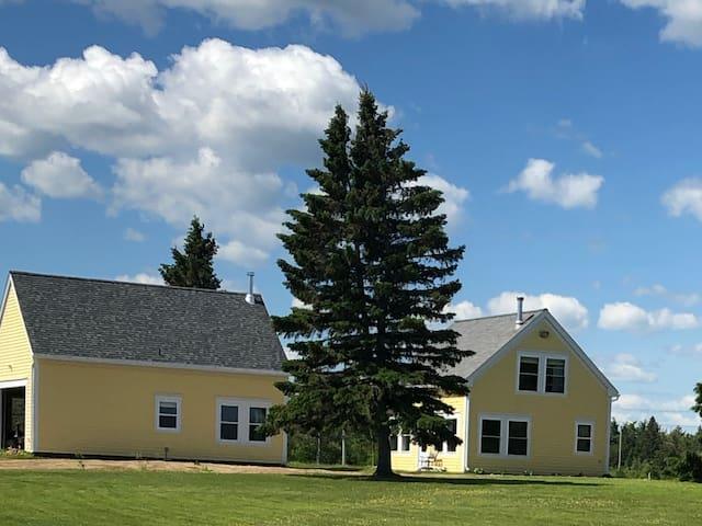 Historic Oceanfront Cottage!   Sleeps 6-10