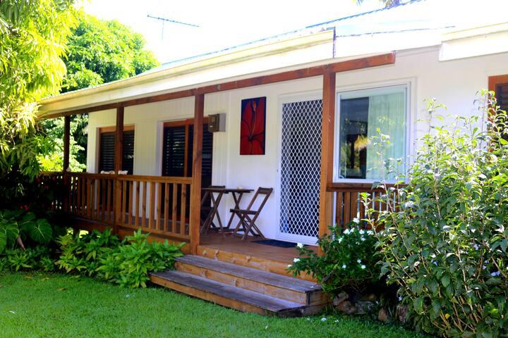 Island Harmony Cottage, Rarotonga