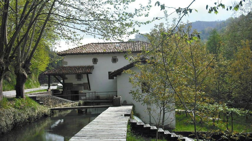 Ecomuseo Molino de Zubieta