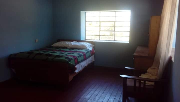 Family Home -  Room 1 - 2hrs from Cusco city!