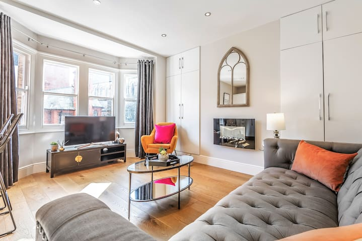 Stylish 1 Bed City Centre Apartment