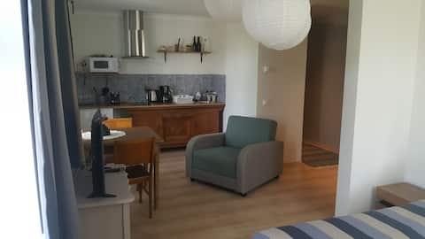 Great located studio apartment.