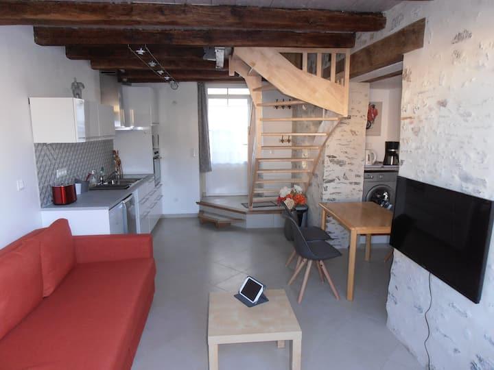 Sud Loire tout confort cosy