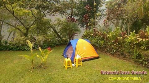 Camping Estancia Casa Grande