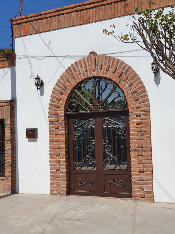 Hacienda Los Portales de Cocorit, Cd. Obregón, Son