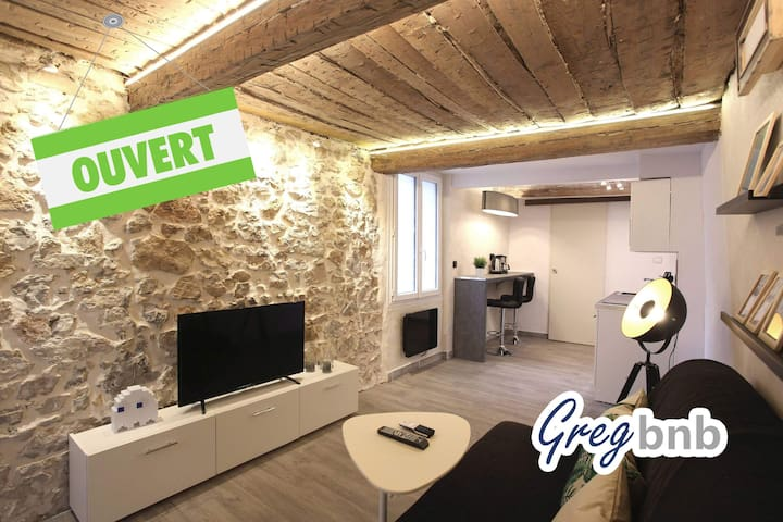 GregBnb - Charming Apartment - WiFi