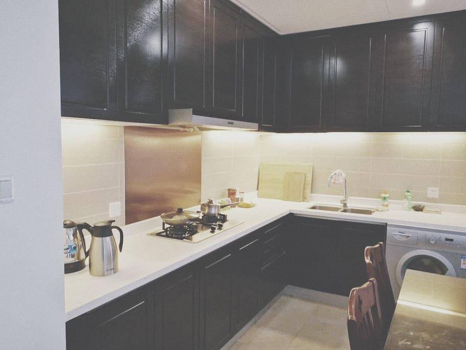 整套房子的厨房
