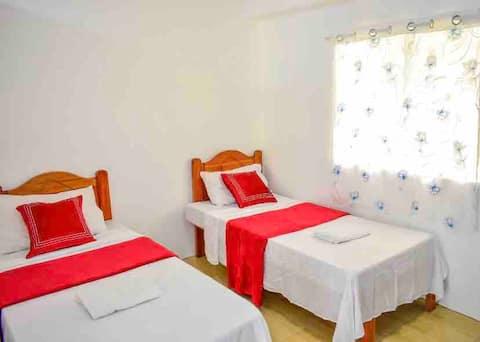 Standard Room at Papa Tasi Lakeside Hotel and Park