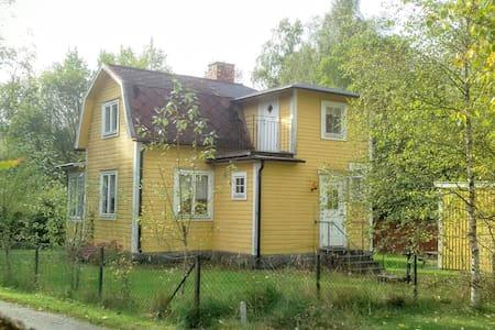 Gemütliches Ferienhaus von Privat - Tingsryd SV