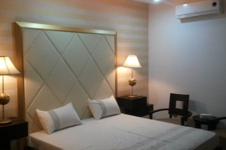 Luxury Suite -City Vista - Faisalabad