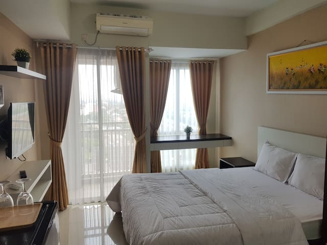 Apartemen Grand Dhika City - Modern Furnish