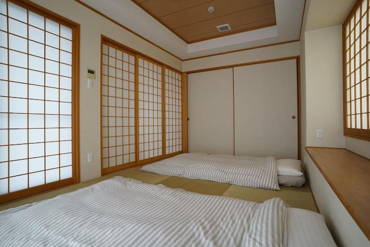 Cozy Muji Home with Exceptionally Beautiful View - Ishigaki-shi - Departamento