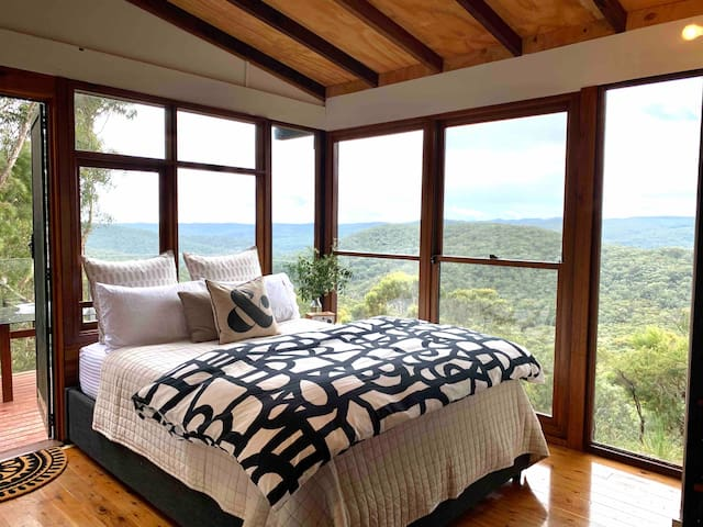 Secluded escape with breathtaking views...