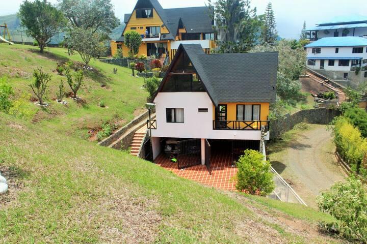 Villa Yuquis,donde respiras el aire más puro