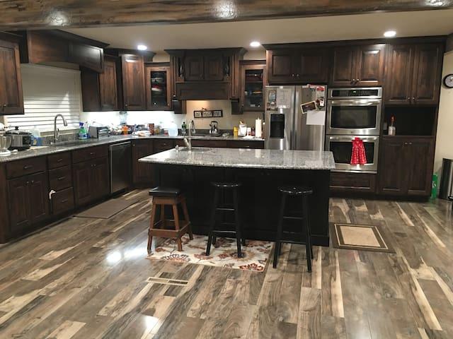 New Kitchen Layton  HAFB Davis Convention Center