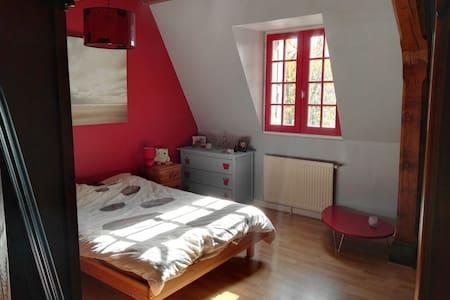 Chambre 15m2 proche d'Angers et des bords de Loire - Bouchemaine - Talo