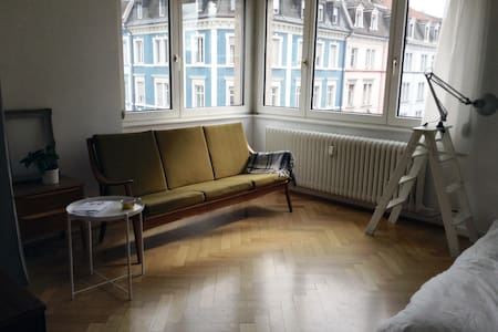 Nice Location! Close to Messe and CityCentre - Basel - Lejlighed