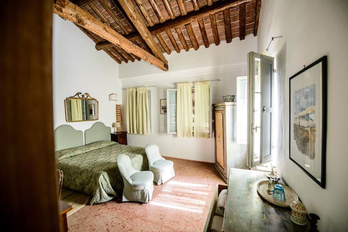 Bedroom in a farmhouse near Venice - San Martino di Venezze - Villa
