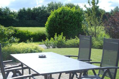Luxe vakantievilla op vakantiepark - Gasselternijveen - Villa