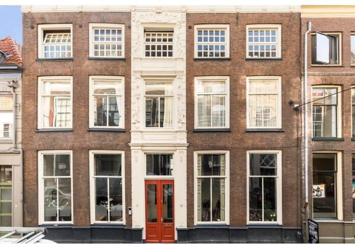 Sfeervol appartement in hartje Zwolle