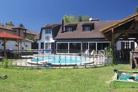 Beautiful spacious villa with pool